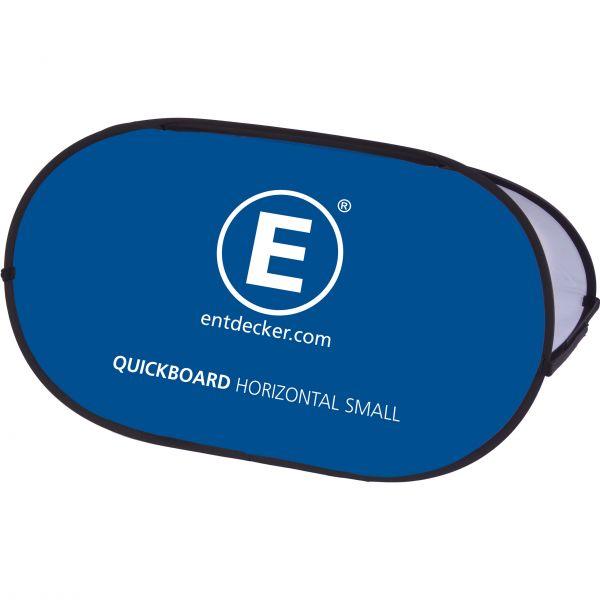 Quickboard Horizontal Small - inkl. Erdheringe und Tasche