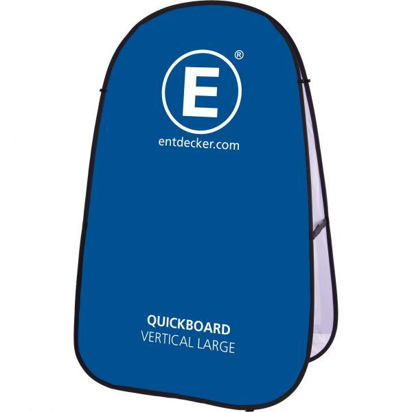 Quickboard Vertical Large - inkl. Erdheringe und Tasche