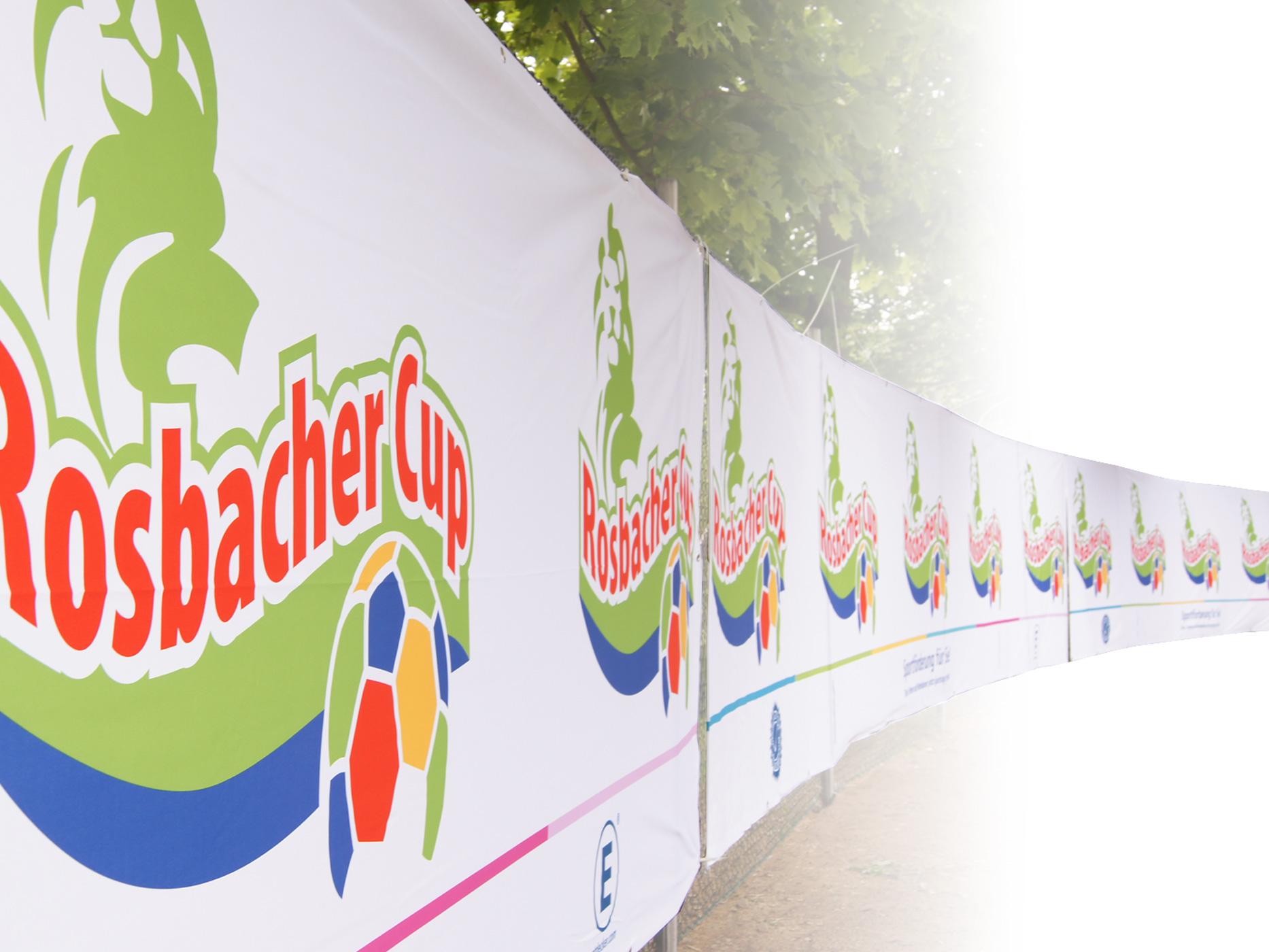 Banner Planen Rosbacher