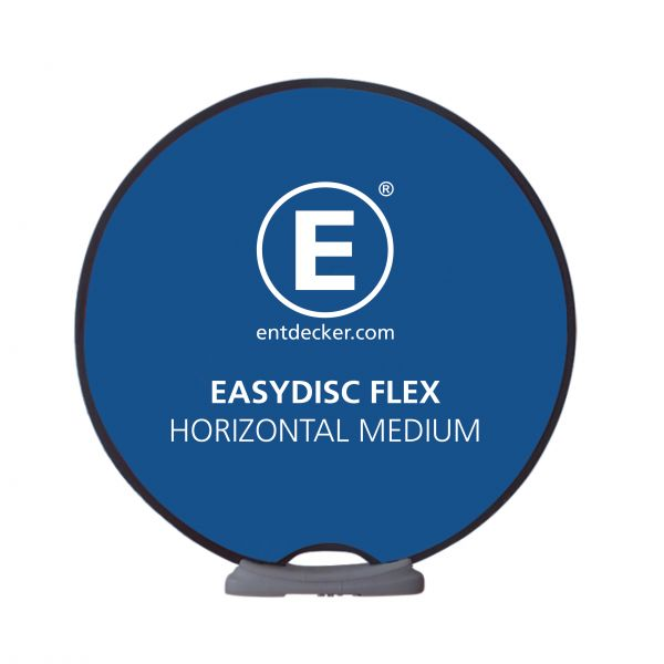 Easydisc Flex Set Horizontal Medium Magnete doppelseitig