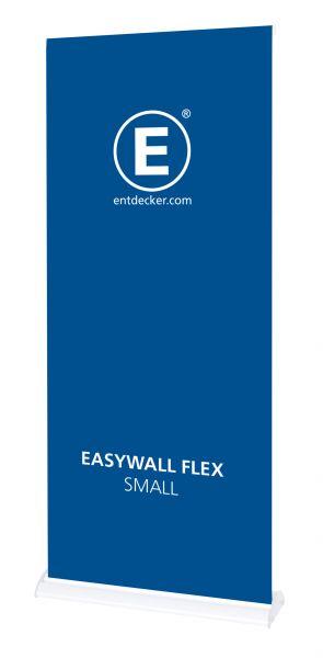 Easywall Flex Stoff Small inkl. Druck einseitig