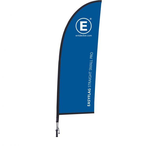 Beachflag Easyflag Straight Small PRO doppelseitig