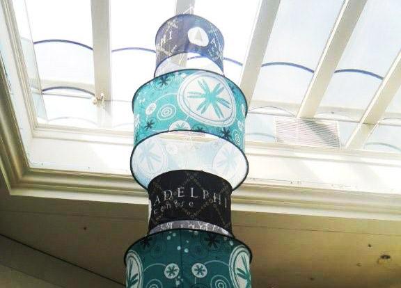 Deckenhänger Cylindrical Flexibel