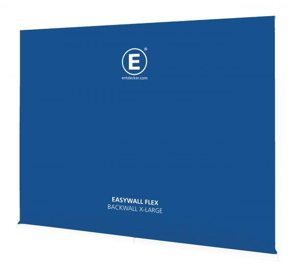 Stoff einseitig für Easywall Flex Backwall 3,00 x 2,50 m