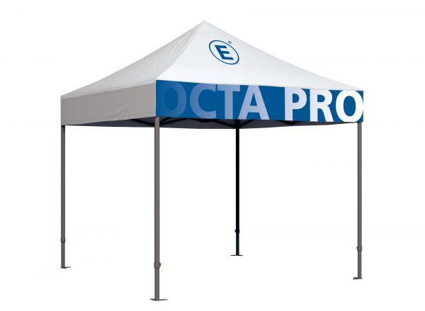Faltzelt Octa Pro PVC mit Volldruck 3x3m