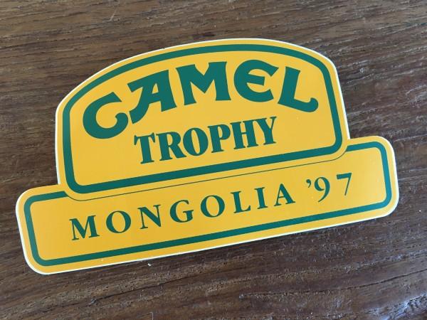 Camel Trophy Mongolia 97