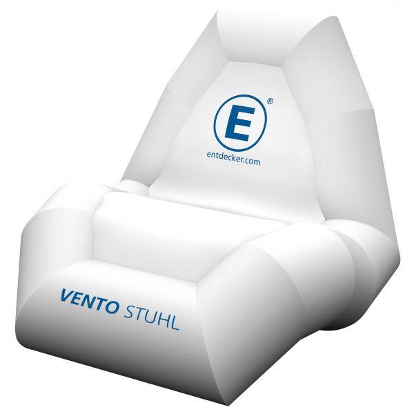 Vento Stuhl Stoff mit Druck