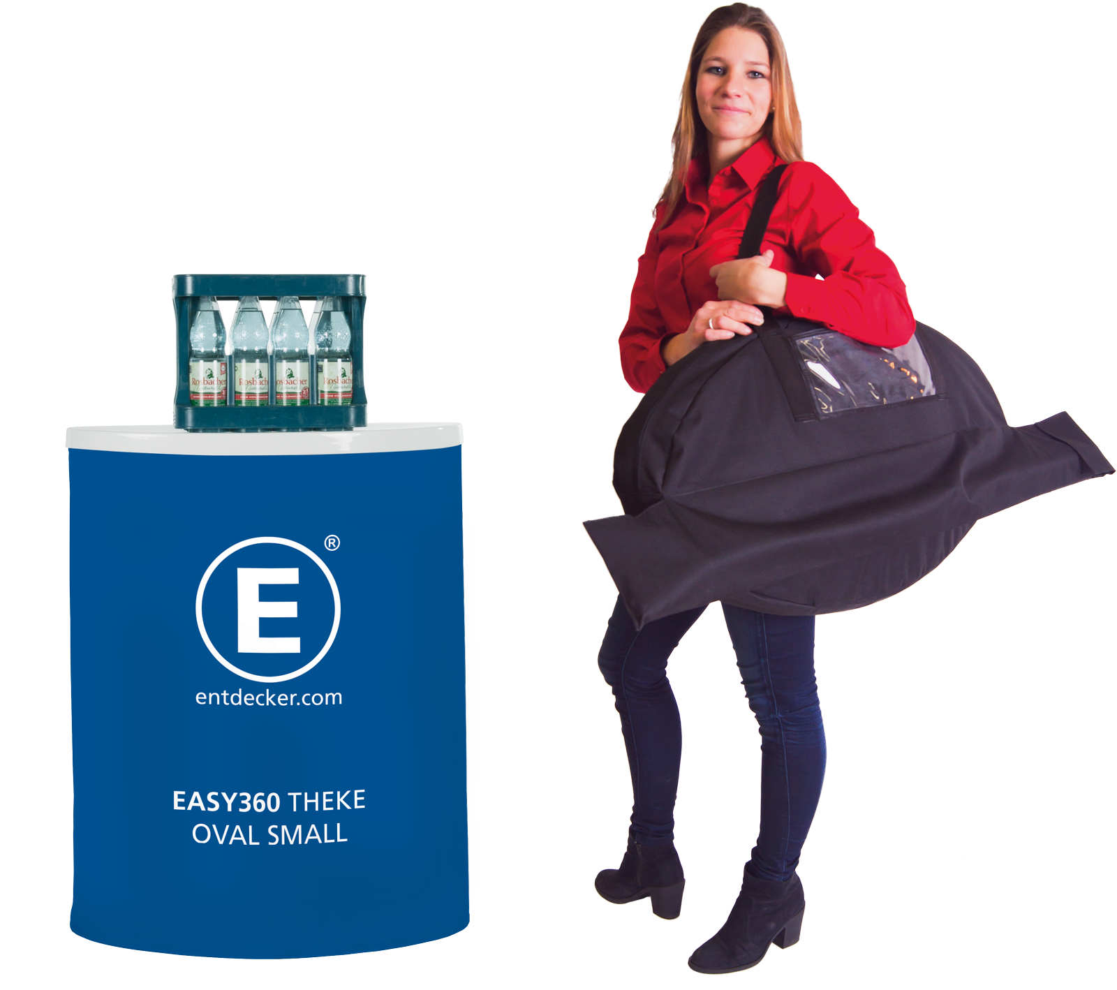 Messestand Easy360 Tasche