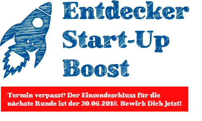 Start-Up-Boost Logo