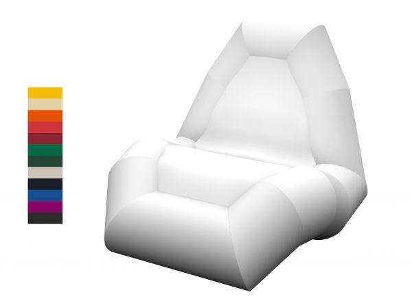 Vento Stuhl Stoff in Farbe