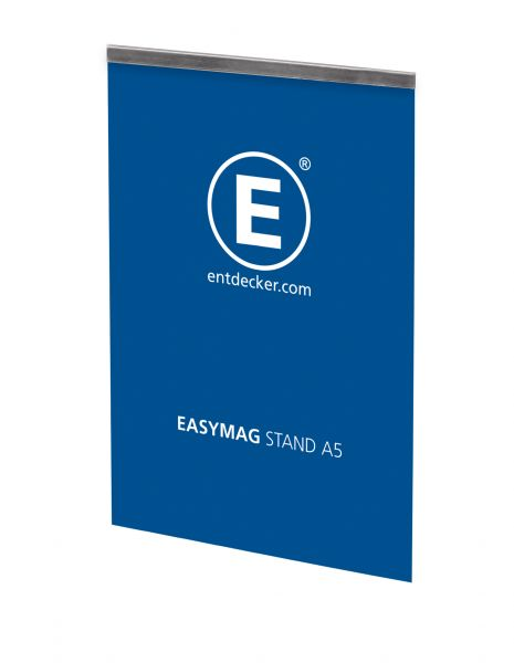 Papier-Banner doppelseitig für Easymag Stand A5