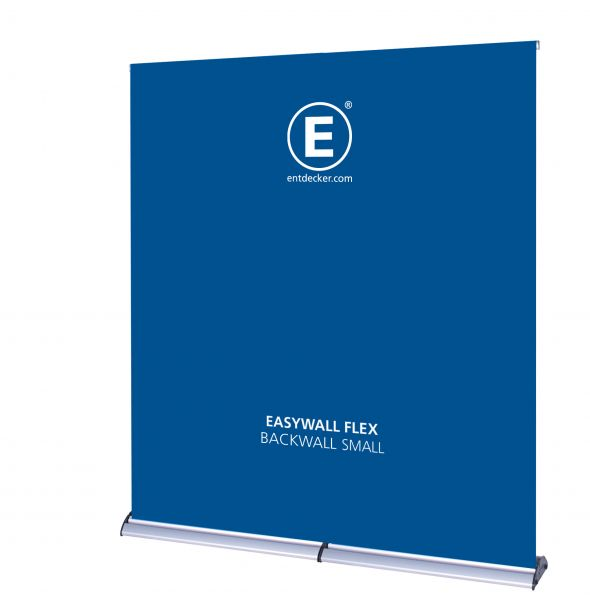Easywall Flex Backwall Set Small inkl. Druck