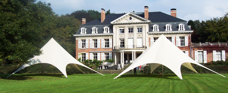 Eventzelt Starfull Schloss