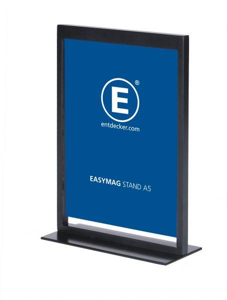 Easymag Stand Set A5 mit Papier Banner