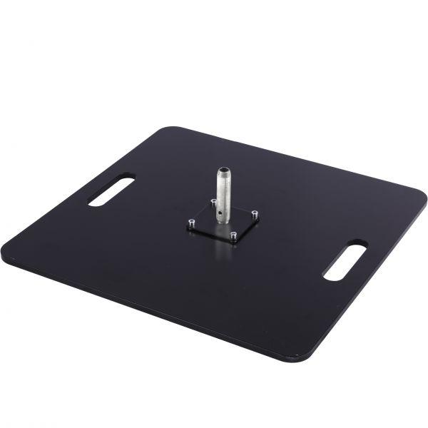 Beachflag Bodenplatte 18 kg mit Pin
