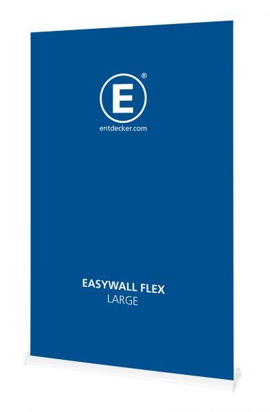Easywall Flex Stoff Large inkl. Druck einseitig