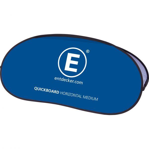 Quickboard Horizontal Medium - inkl. Erdheringe und Tasche