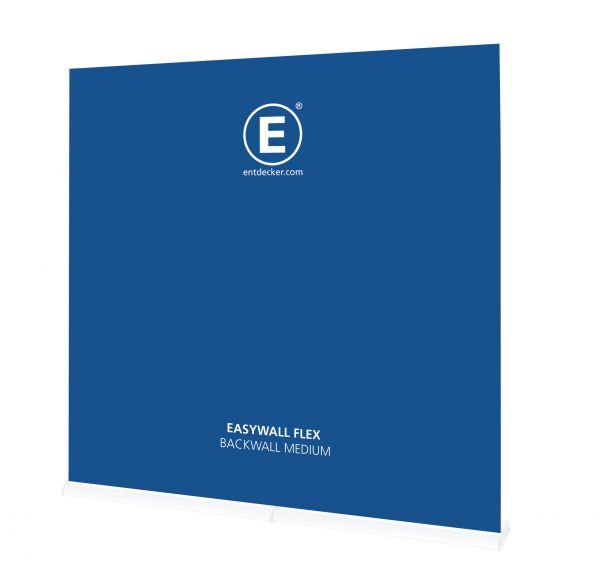Stoff einseitig für Easywall Flex Backwall 2,00 x 2,10 m