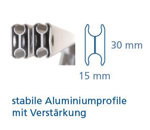Easydome-XP-Aluminiumprofile