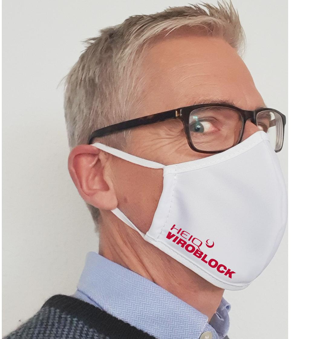Mund-Nasen-Maske Viroblock