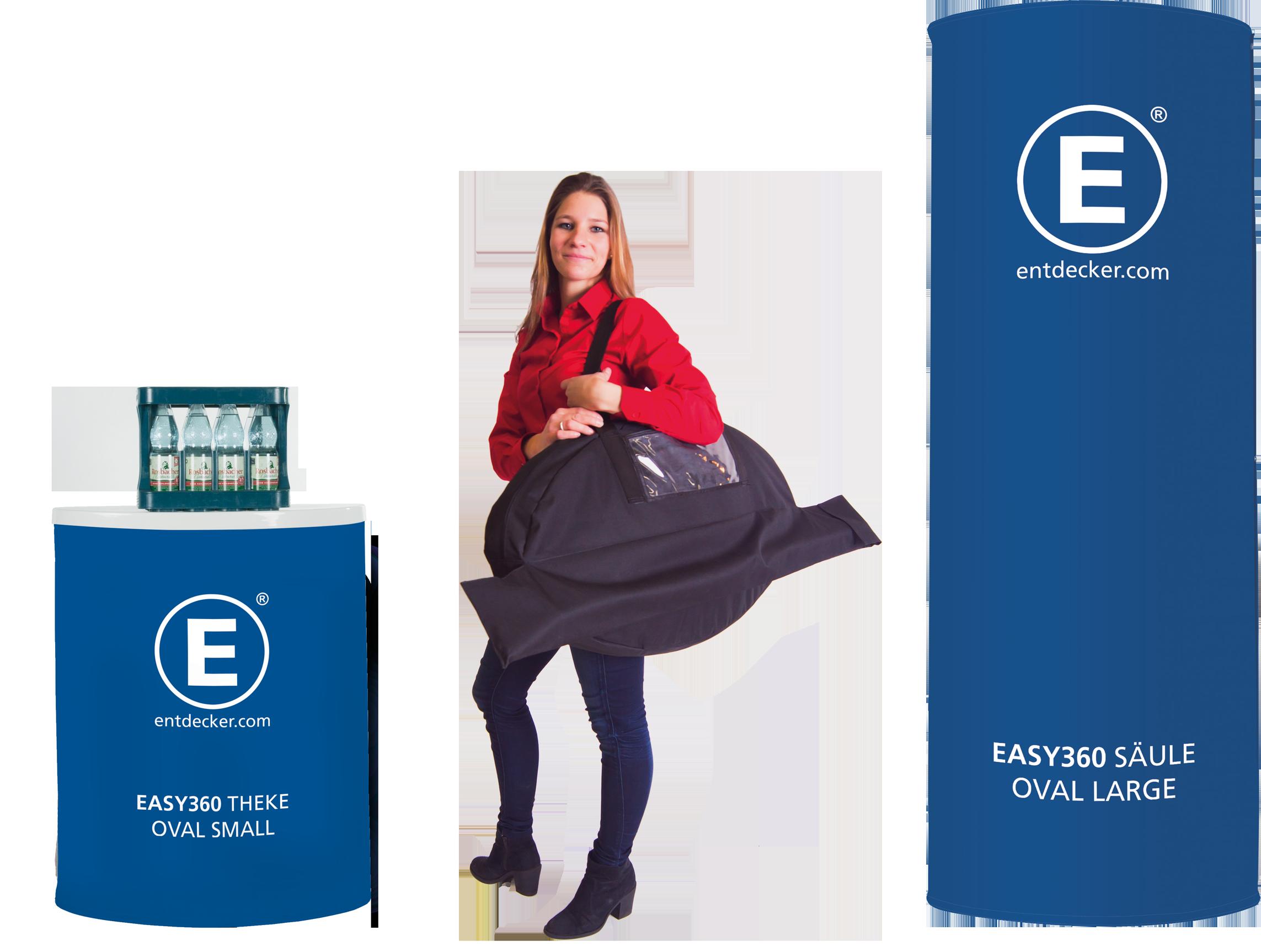 Easy 360 Theke Saeule Tasche
