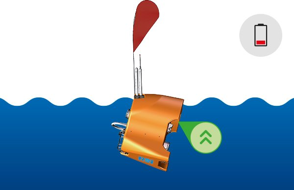 Beachflag-Easyflag-Micro-Aus-dem-Wasser-holen