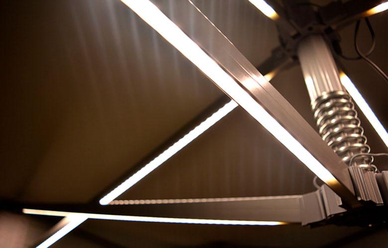Octa Pro LED Lichtleisten