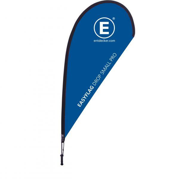 Beachflag Easyflag Drop Small PRO einseitig