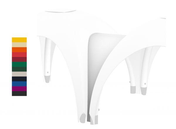 Vento Zelt Zeltverbinder 4m in Farbe