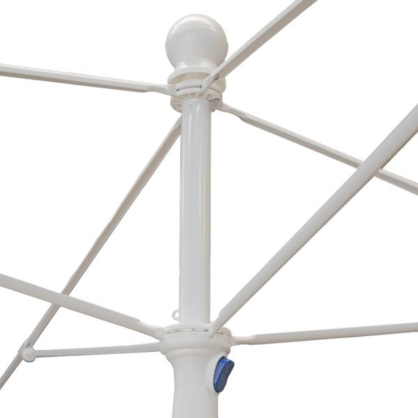 Eventschirm Mast ohne Knicker