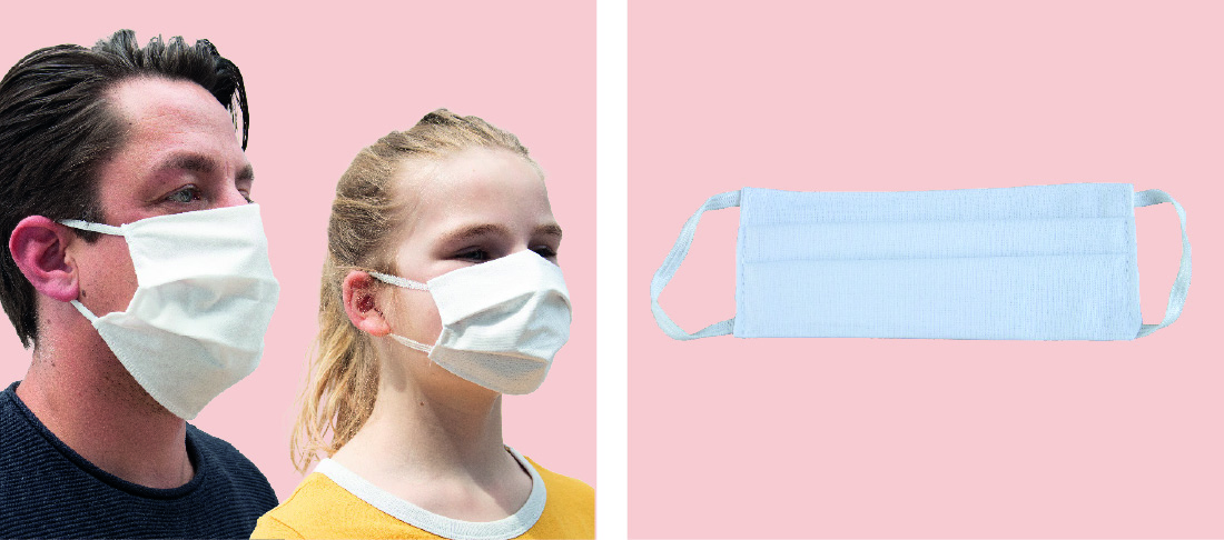entdecker maske basic cotton