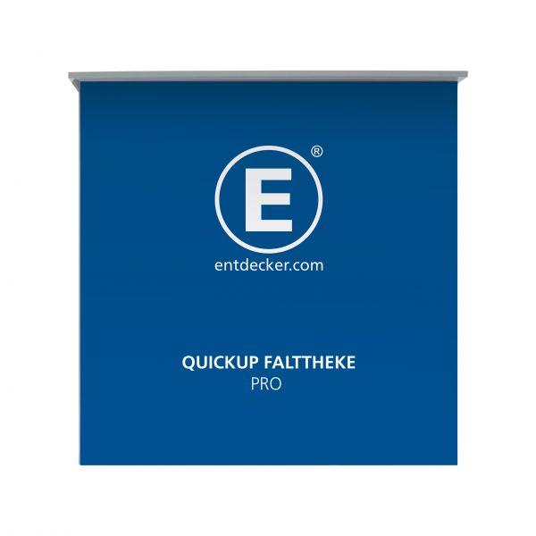 Austausch-Bespannung 3-teilig für Quickup Falttheke Professional