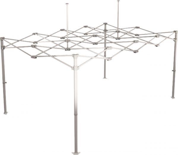 Easydome Aluminium-Gestell S 3 x 4,5 m