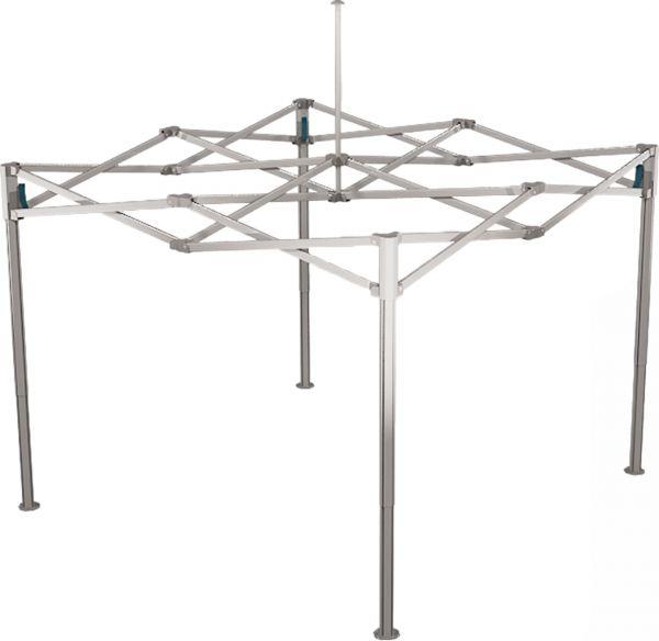 Easydome Aluminium-Gestell XP 3 x 3 m