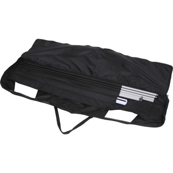 Easymag Stand Tasche Professional schwarz