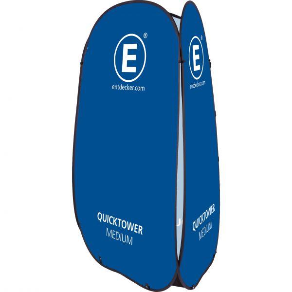 Quicktower Medium - inkl. Erdheringe und Tasche