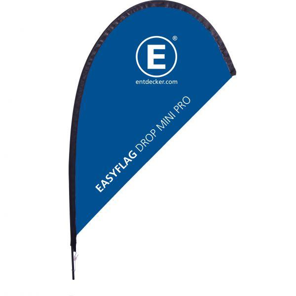 Beachflag Easyflag Drop Mini PRO einseitig