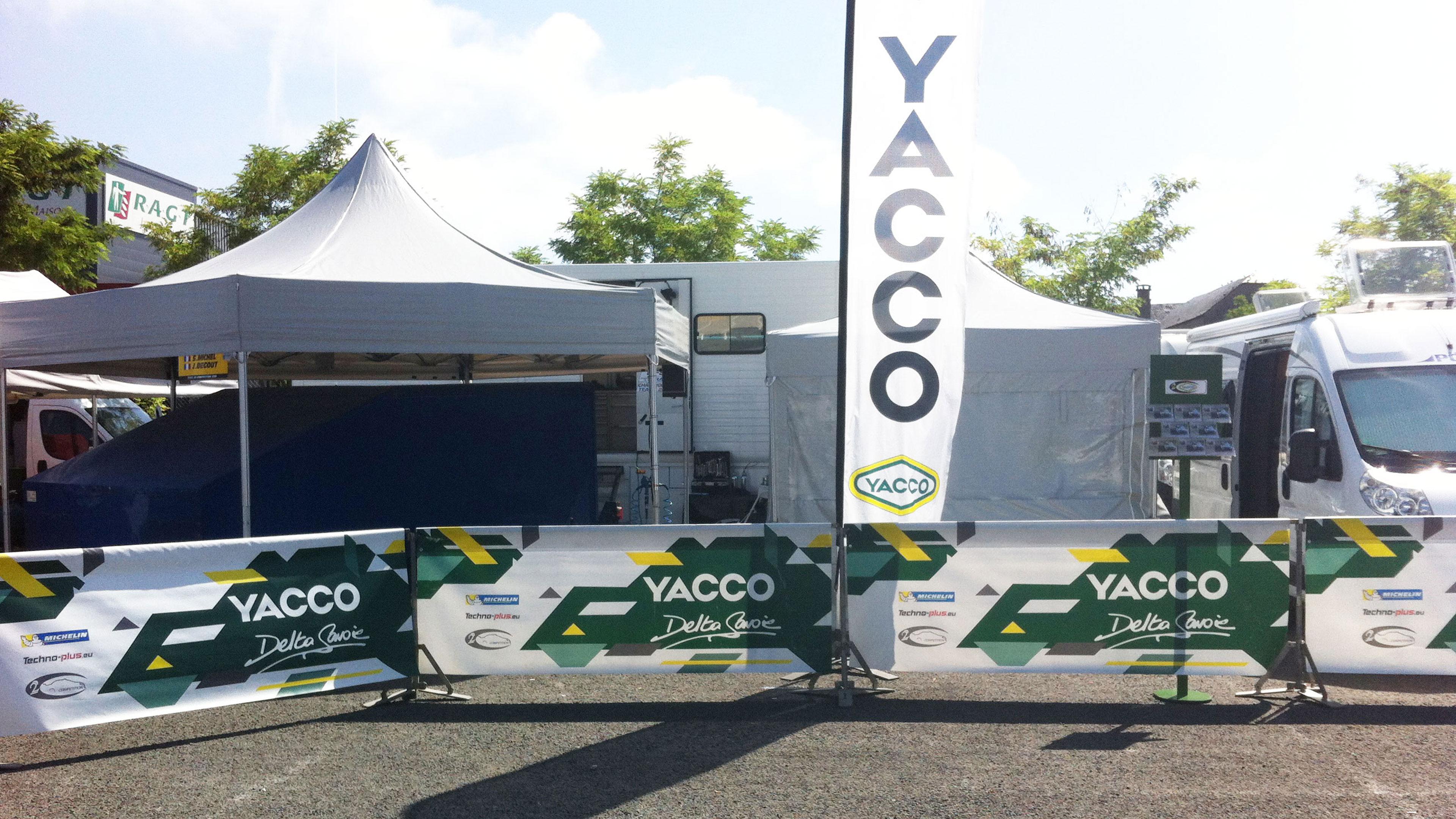 Rennsportbande YACCO