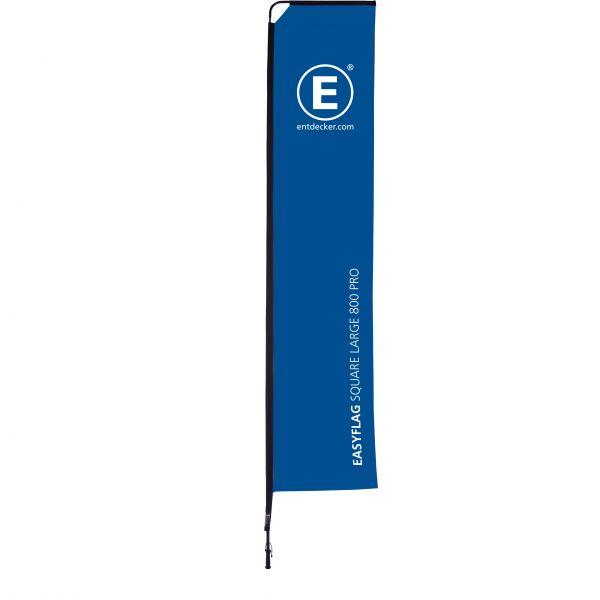 Beachflag Easyflag Square 80 Large PRO doppelseitig