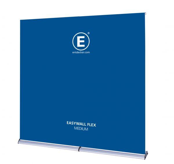 Easywall Flex Backwall Set Medium inkl. Druck