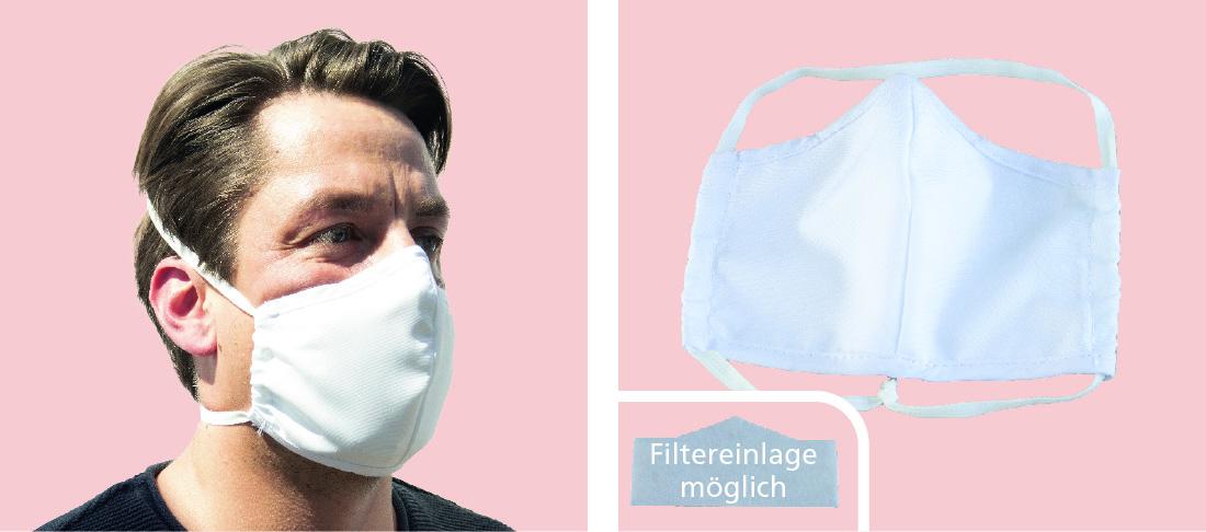 entdecker maske expert pro clip