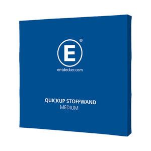 Quickup Stoffwand mobile Messewand