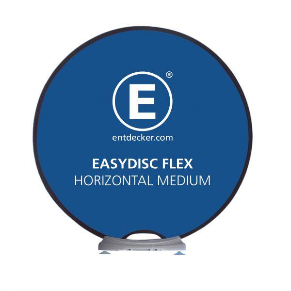 Easydisc Flex Set Horizontal Medium Saugnäpfe doppelseitig