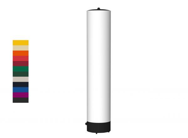 Vento Säule Set 3,5m in Farbe