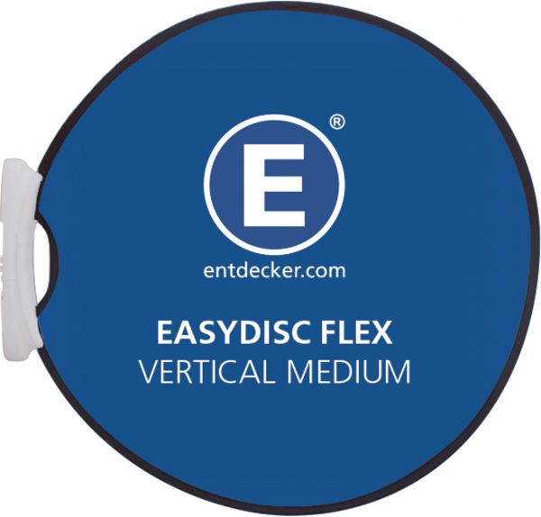 Easydisc Flex Stoff Vertical Medium