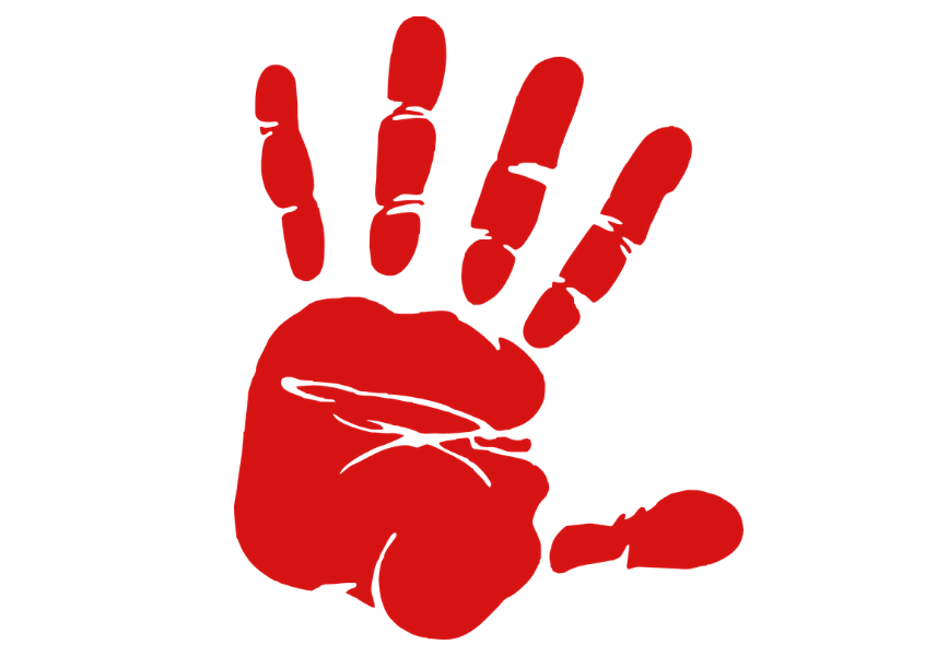Roter-Hand