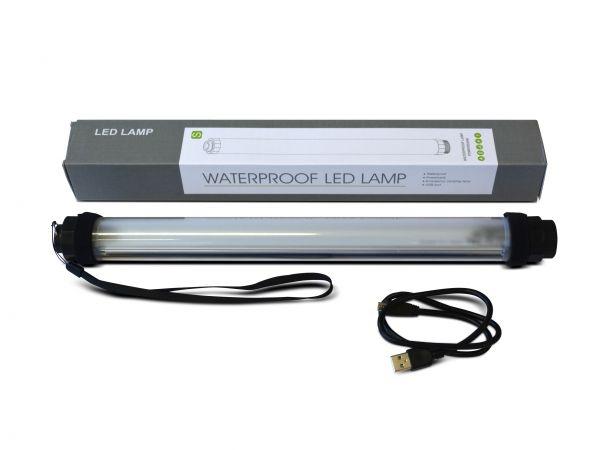 Kabellose Leuchtstoffröhre LED