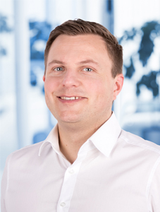 Maximilian Nestroy Sales Manager