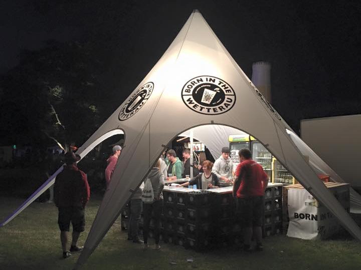 Nacht-Sternenzelt-Starfull-weiß-Apfelweintheke-Festival