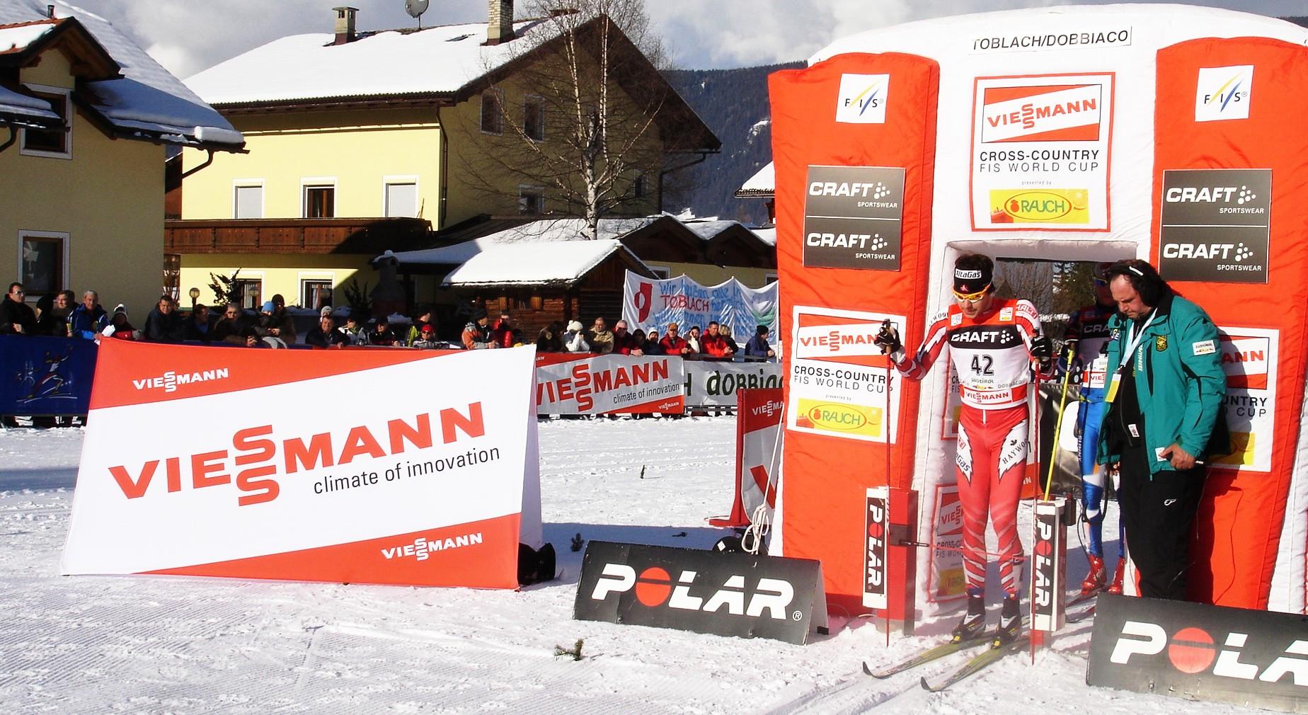 Werbebande Clickboard Viessmann